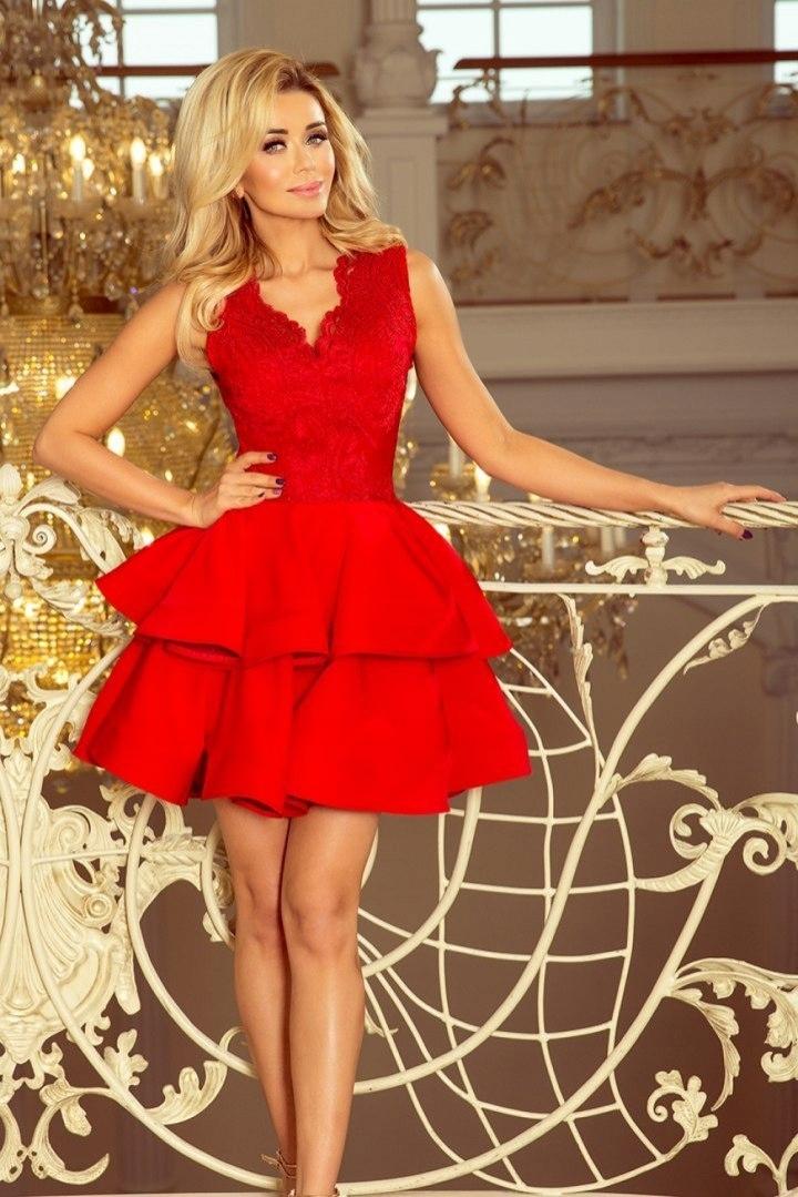 1e51ed4ae8 Sukienka Model Charlotte 200-4 Red - 7636691819 - oficjalne archiwum ...