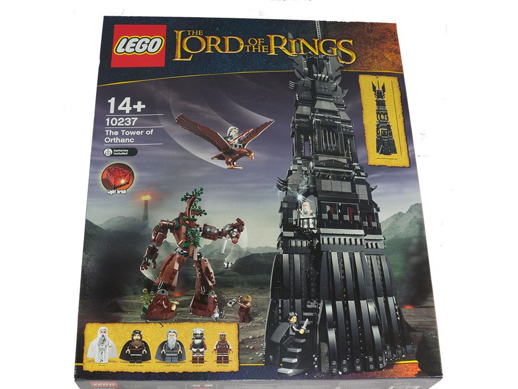 Lego Władca Pierścieni 10237 Wieża Orthan Nowy 6686277953