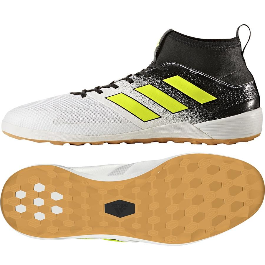 Buty adidas Ace Tango 17.3 IN CG3707 44 23 biały