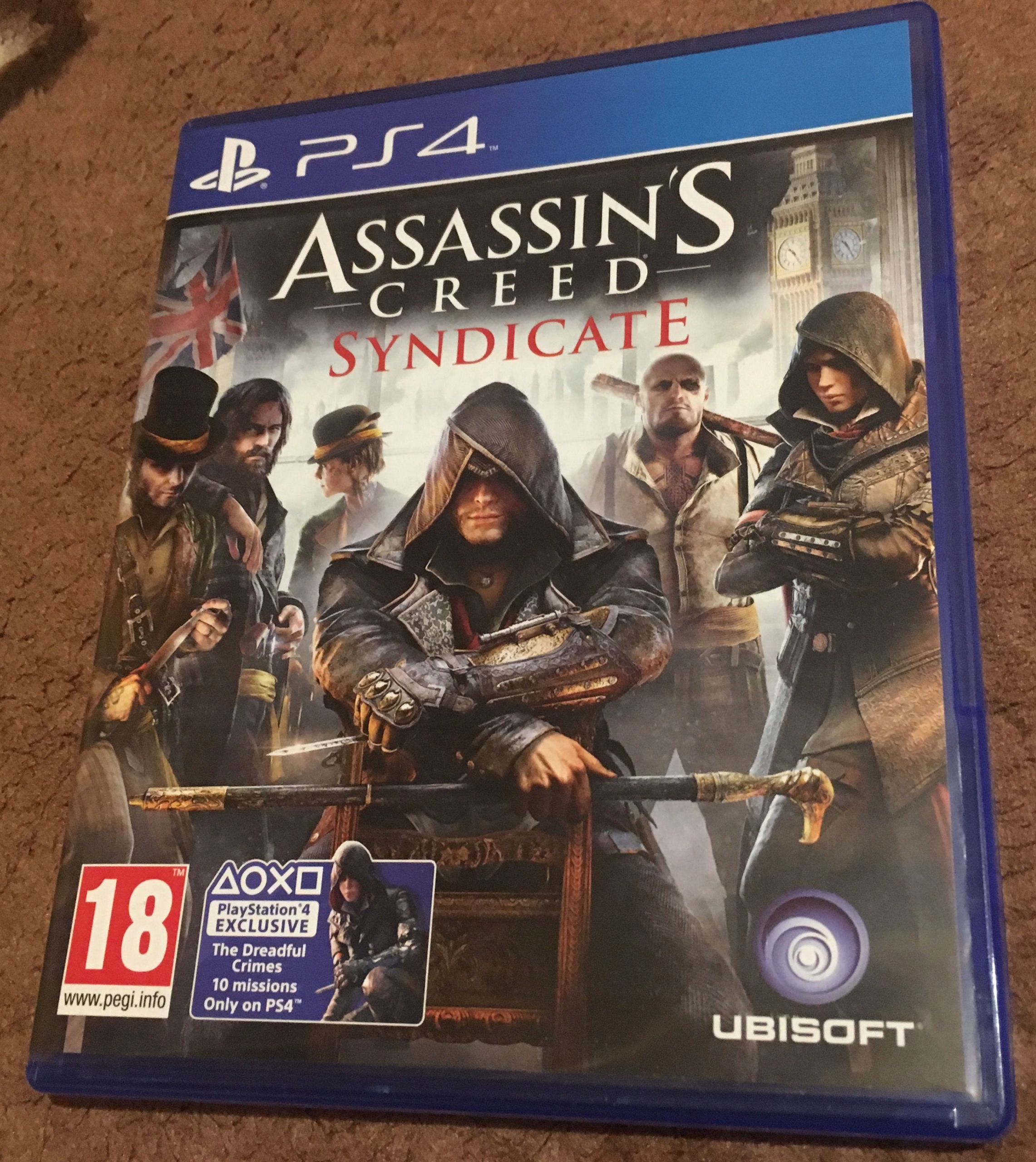 Assassin's Creed Syndicate (PL) (PS4)