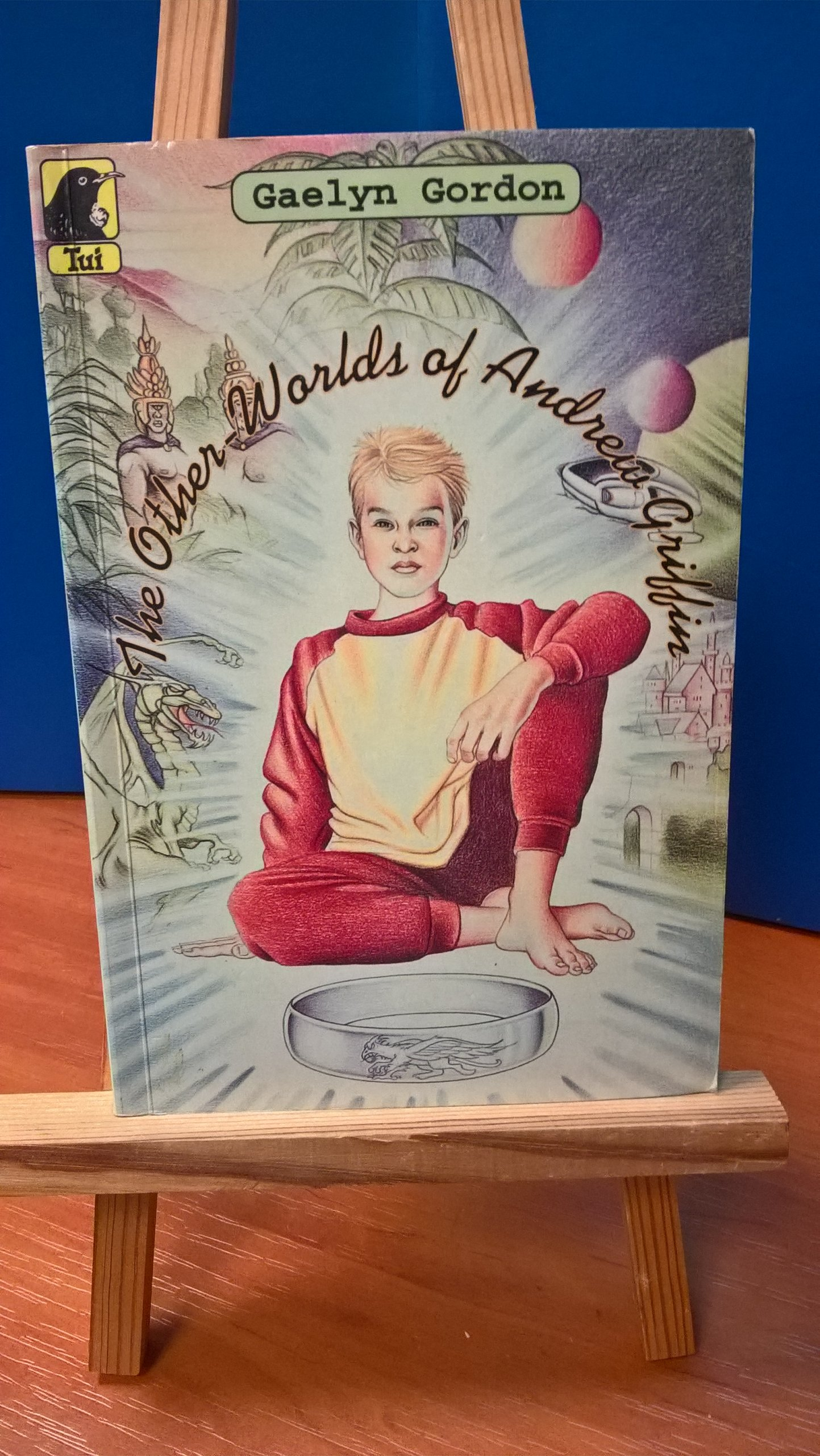 The other worlds of Andrew Griffin - Gaelyn Gordon