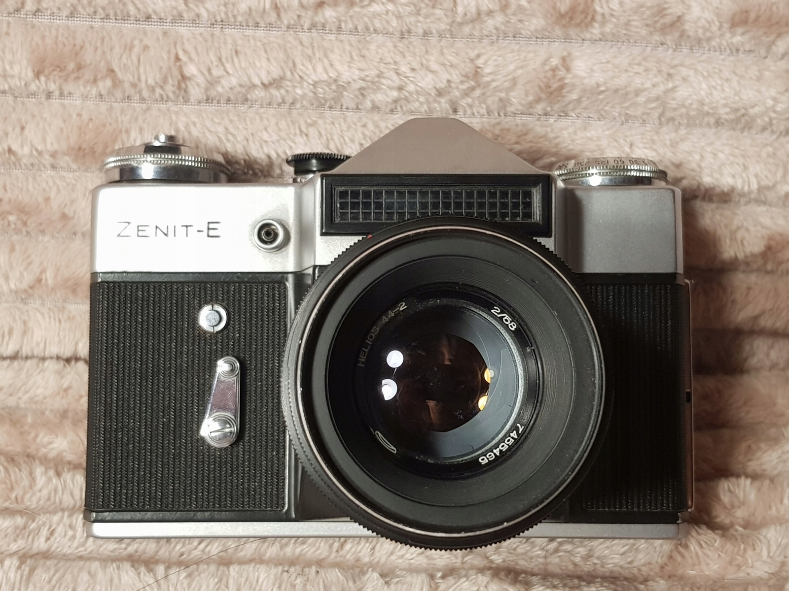 как можно использовать старый фотоаппарат зенит почти все
