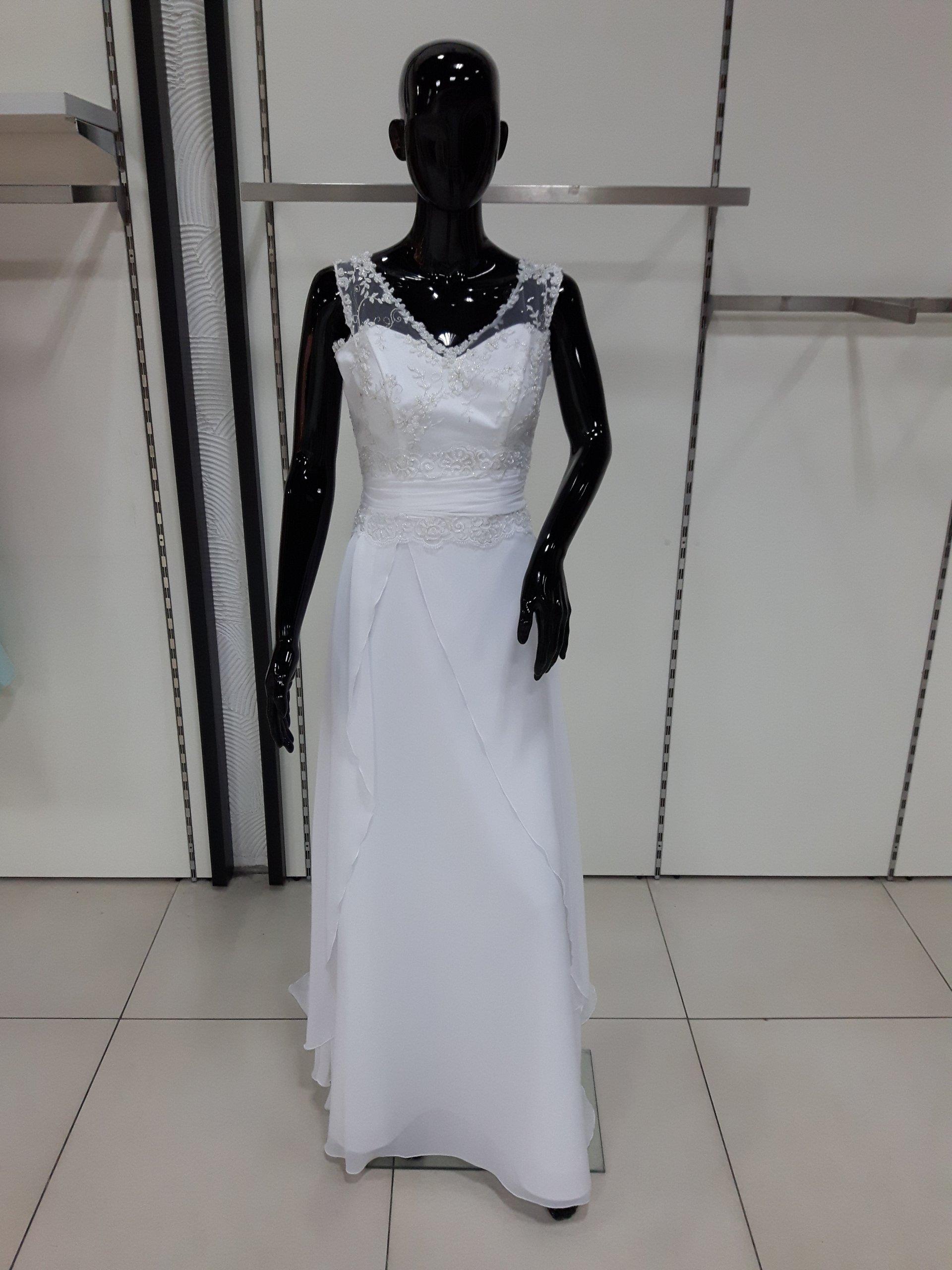 f6d96d67bb suknia ślubna rozm. 34 36 + gratisy - 7126779305 - oficjalne archiwum  allegro