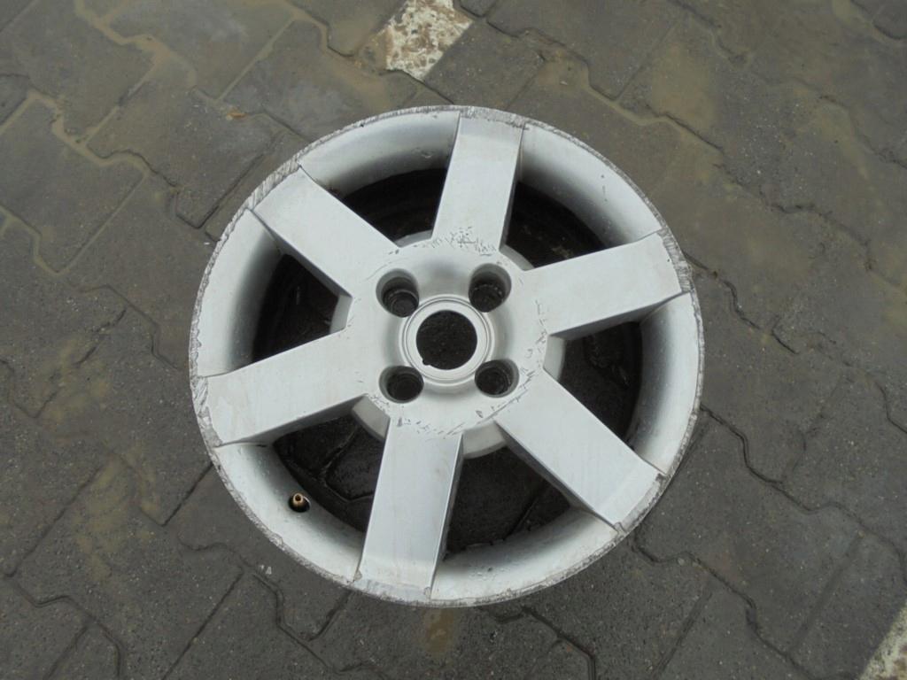 Felgi Aluminiowe Ford Fiesta Mk6 R16 6j 6735646332 Oficjalne