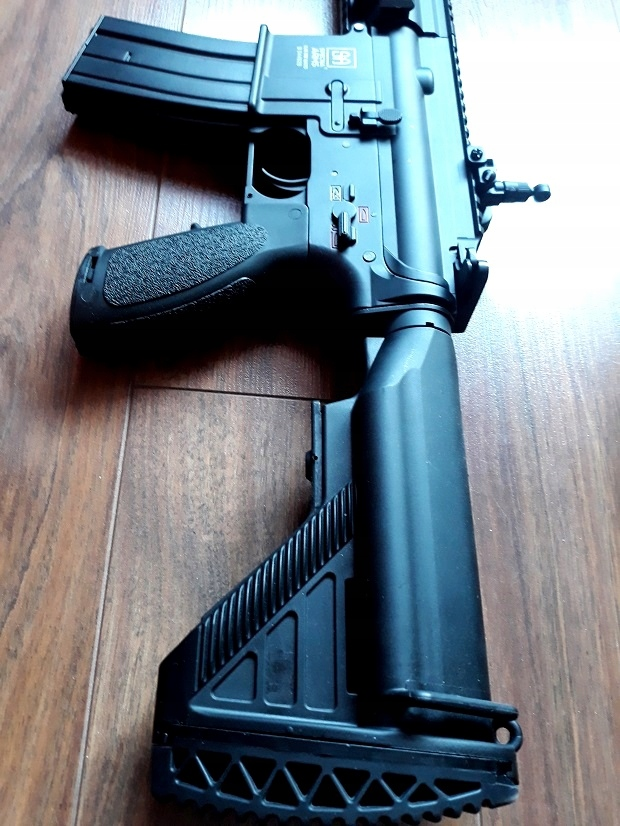 29426bf42036 Replika karabinek szturmowy Specna Arms SA-H03 AEG - 7666559400 - oficjalne  archiwum allegro