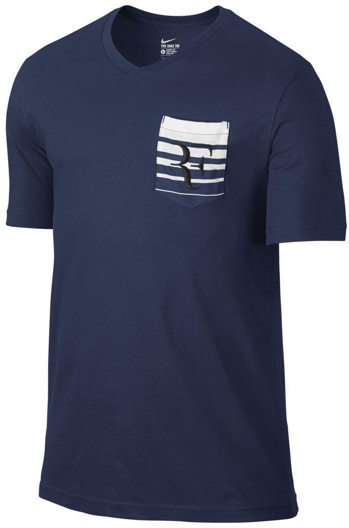 Koszulka t-shirt NIKE ROGER FEDERER 739477-410  XL
