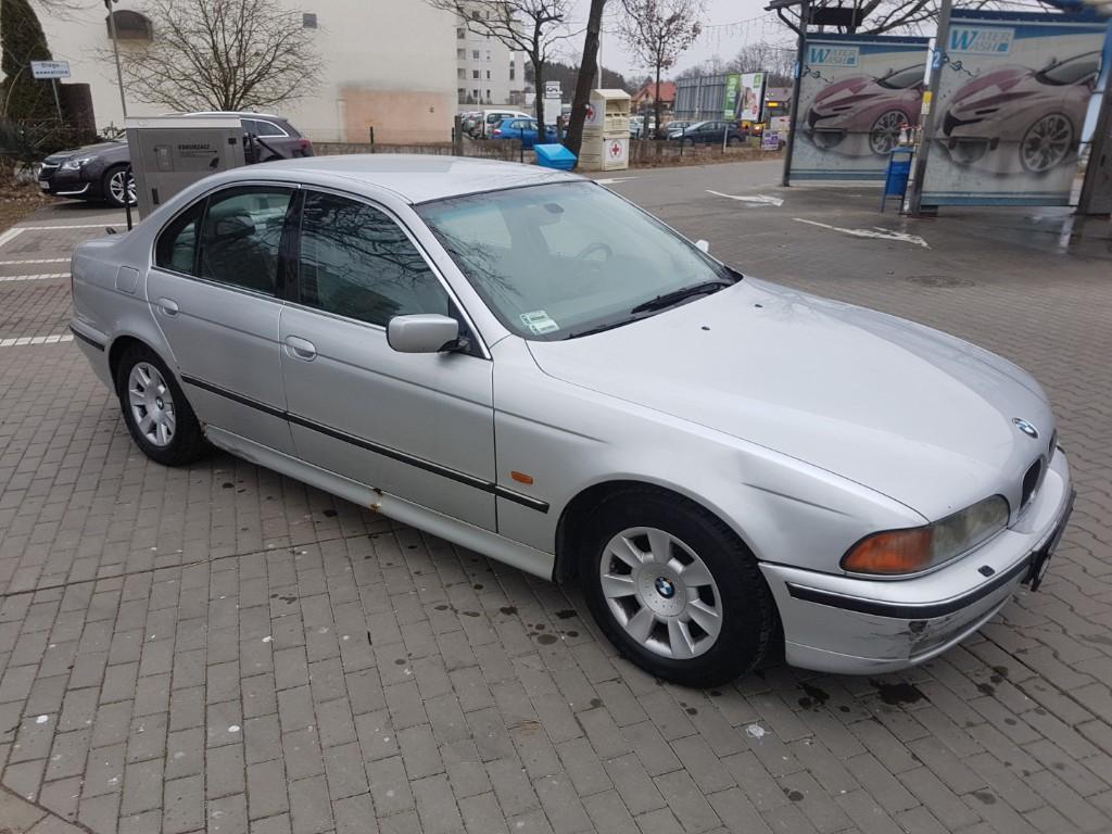 Silnik SWAP BMW e39 528 2 8 LPG m52b28 m54b28 - 7290275036