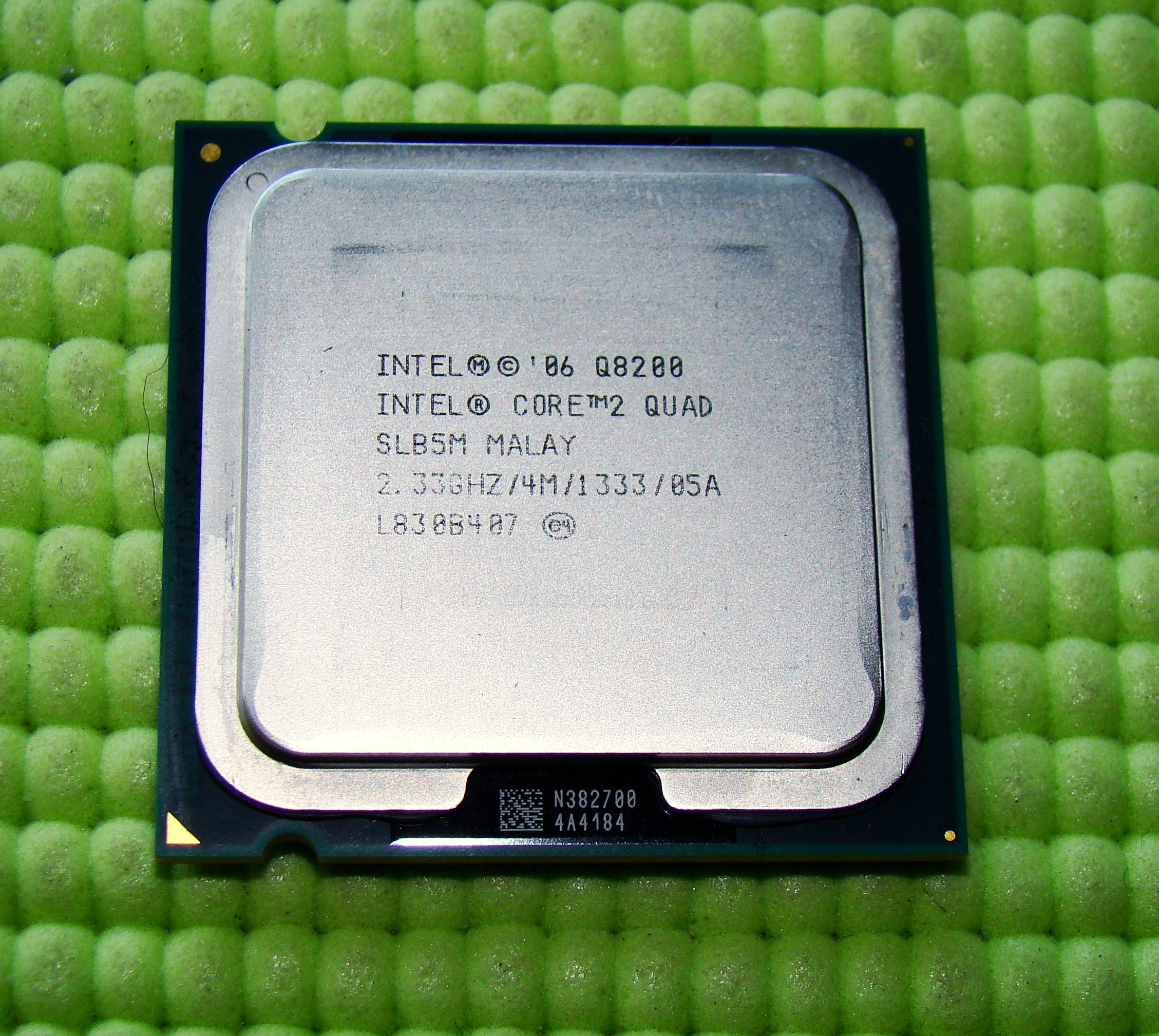 Intel Core 2 Quad Q8200 Socket 775 4x233ghz 7398796569 Procesor Soket