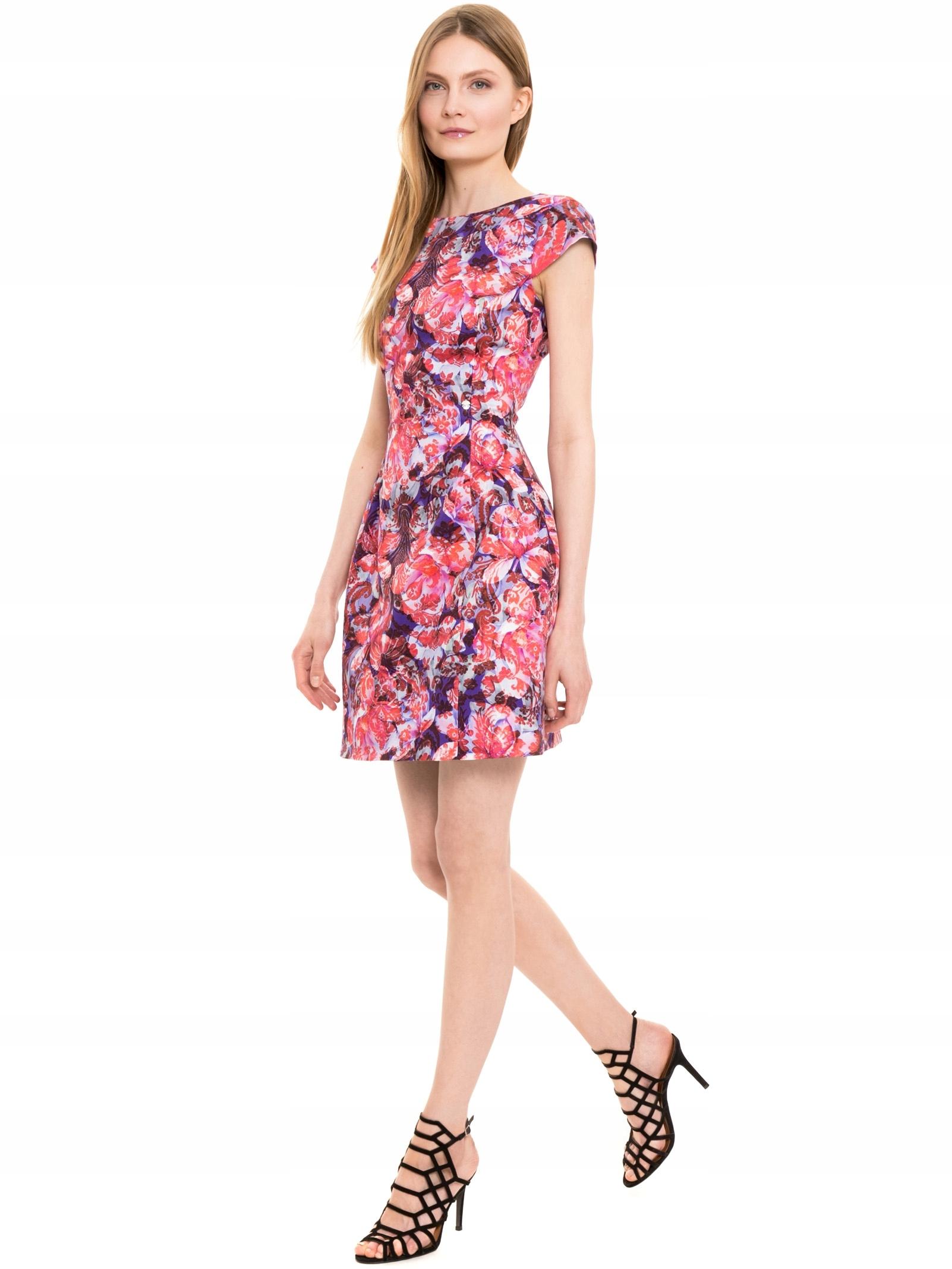 c974a03dc4 Sukienka SIMPLE rozmiar 40 - 7676101656 - oficjalne archiwum allegro