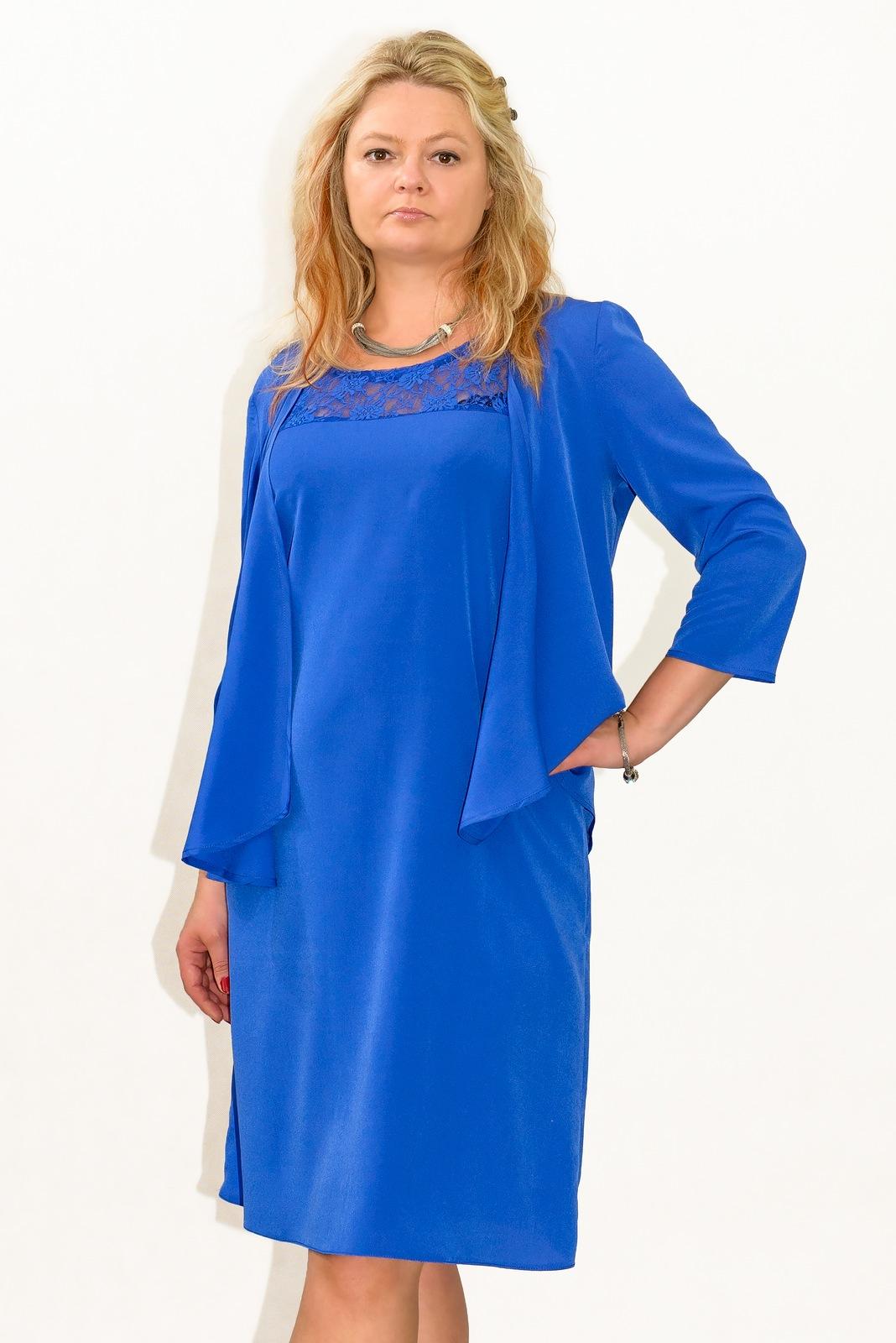 545d23bf28 Sukienka plus size r. 52 wesele