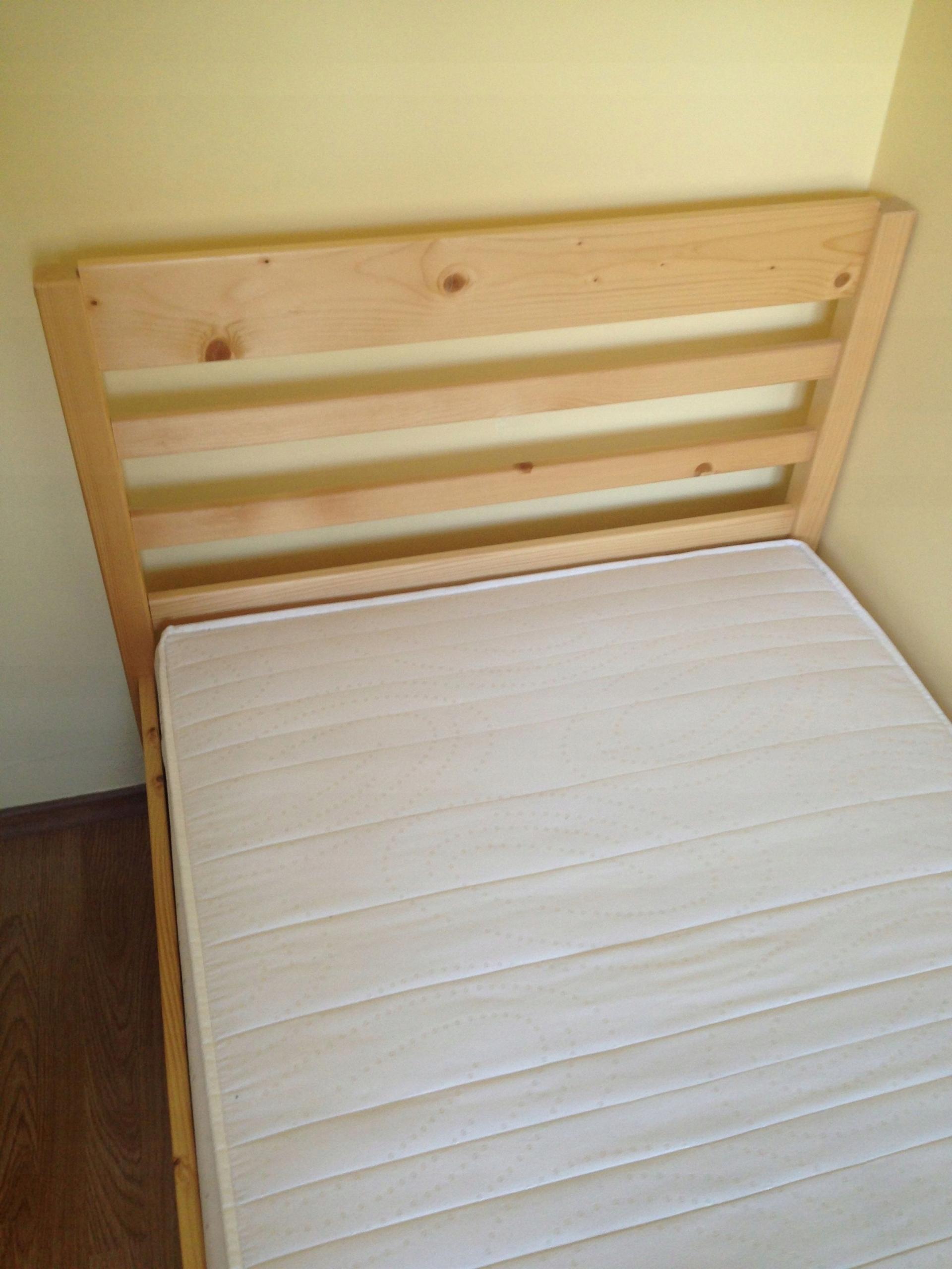 łóżko 90x200 Cm Ubby Dreamzone Jysk Warszawa