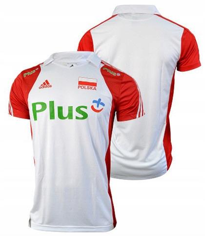 Koszulka męska adidas Polo M E86465 2XL