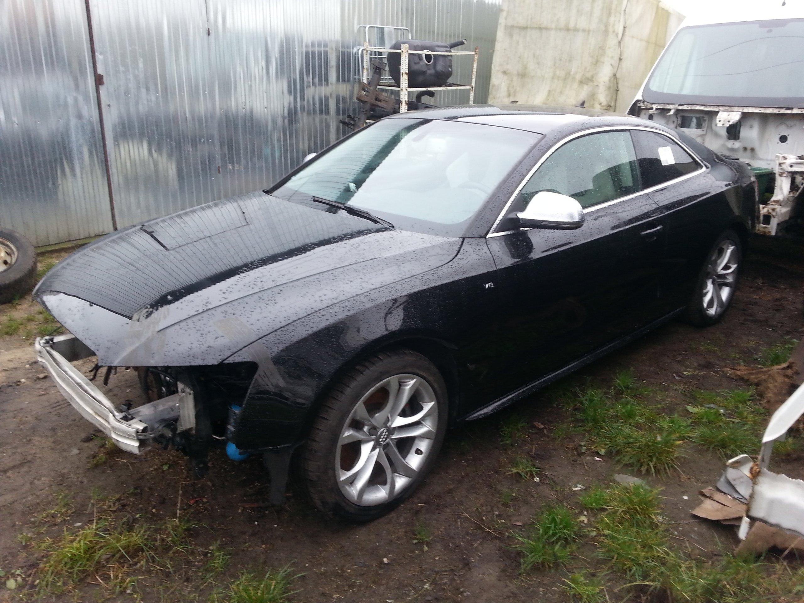 Audi S5 42 V8 A5 Coupe Na Czesci 7434873872 Oficjalne