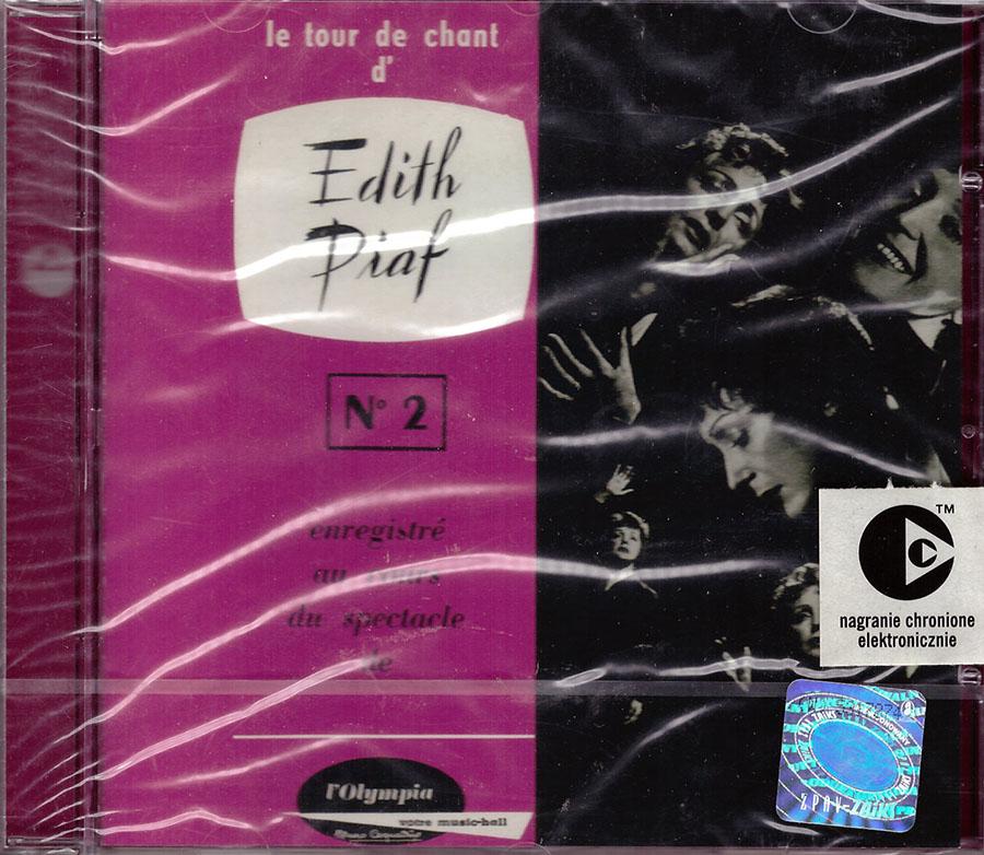 EDITH PIAF - LIVE A'OLYMPIA 1956 - FOLIA