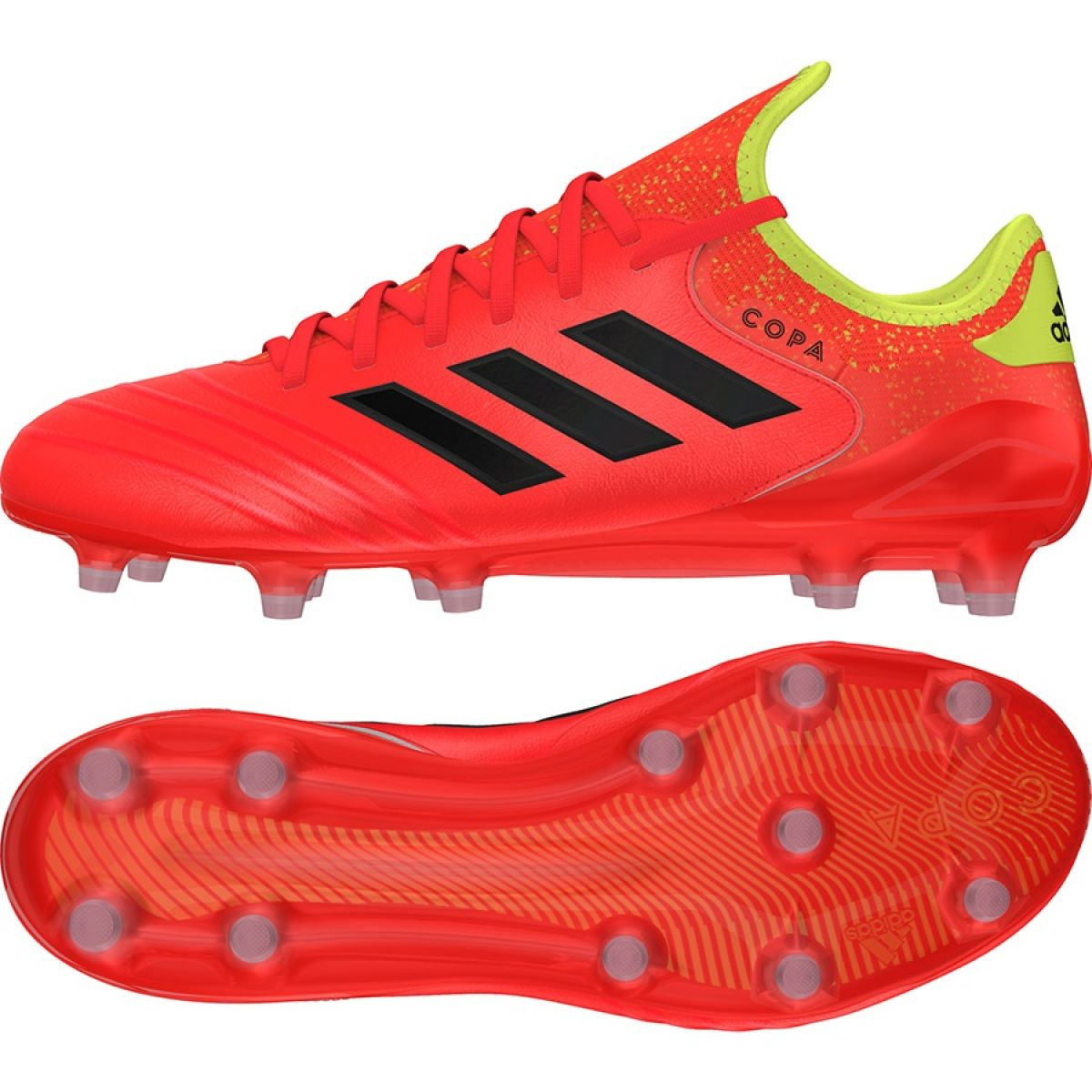 sports shoes c9b73 ea42d Buty piłkarskie adidas Copa 18.1 FG M DB21 45 13