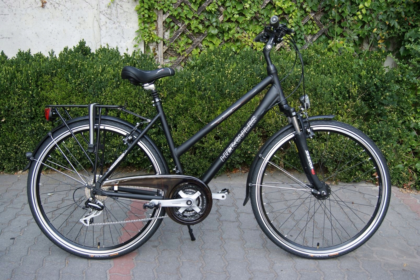 NOWY aluminiowy rower trekking Hercules 28''koła