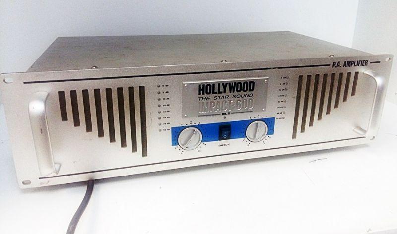Końcówka Mocy Hollywood Impact 600 Mkii 7332101219 Oficjalne