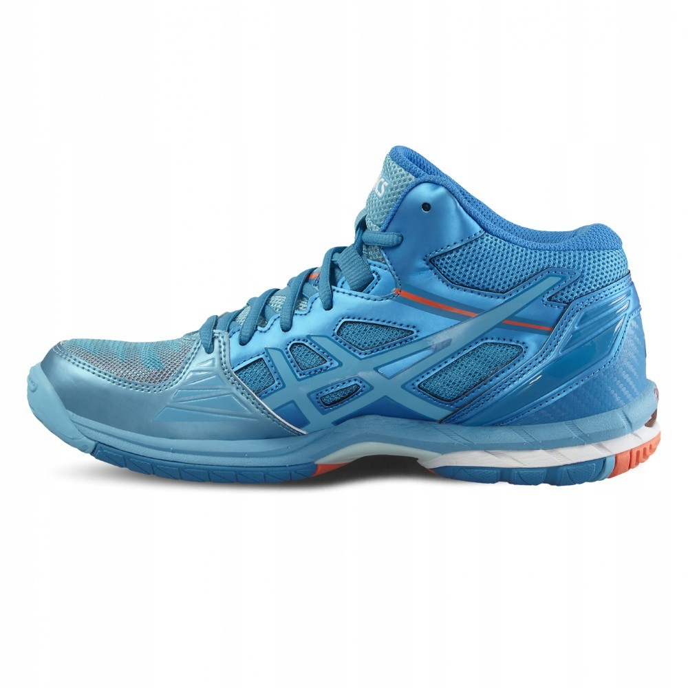 Buty Asics Gel Volley Elite 3 MT B551N 3901 niebie