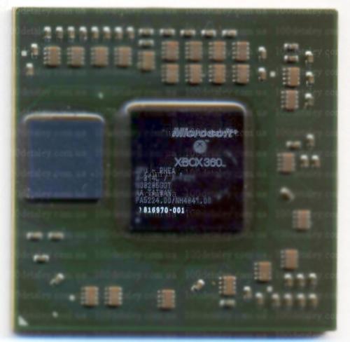 Nowy układ Chip XBOX 360 GPU A-A32/E-C00/N - 7232543926 - oficjalne