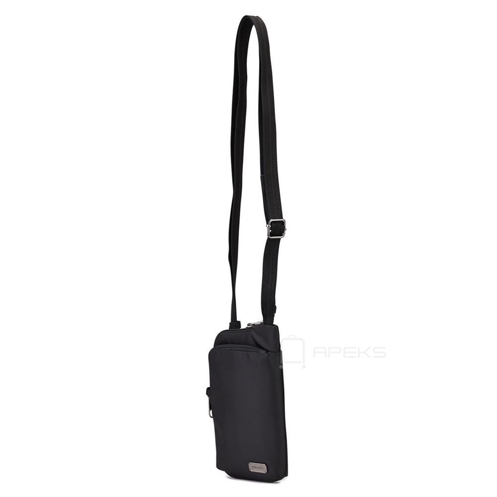 09cba17a21e98 Pacsafe Daysafe damska torebka na ramię   saszetka - 7211307090 ...