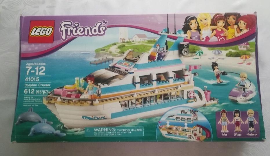 Lego Friends Jacht Dla Dziewczynki 7706276076 Oficjalne Archiwum