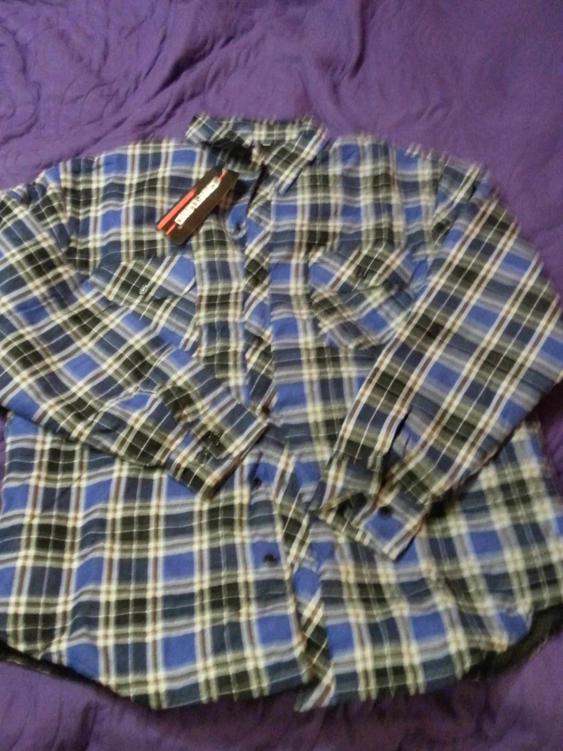 Bluza robocza Craftland ocieplana XXL
