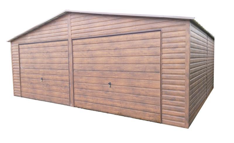 Garaż Blaszany 7x6 Blaszak Blaszaki Lubelskie 6754702959