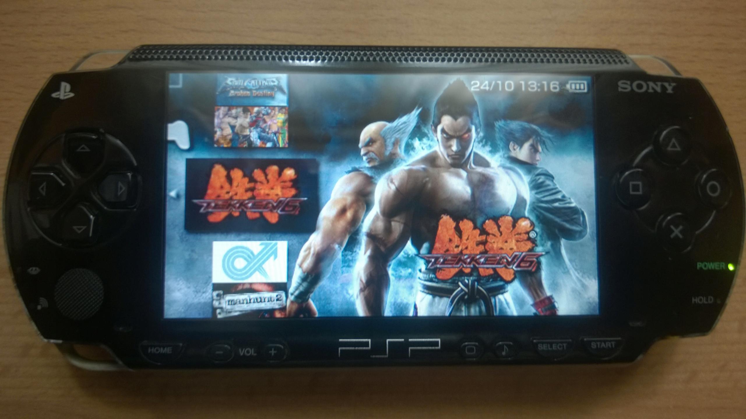 Okazja Sony PSP Portable PSP-1003 32GB +2GB od 1zł