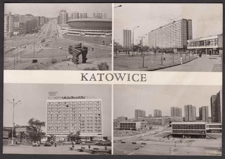 40 / Katowice - Hotel 'Silesia' - Osiedle