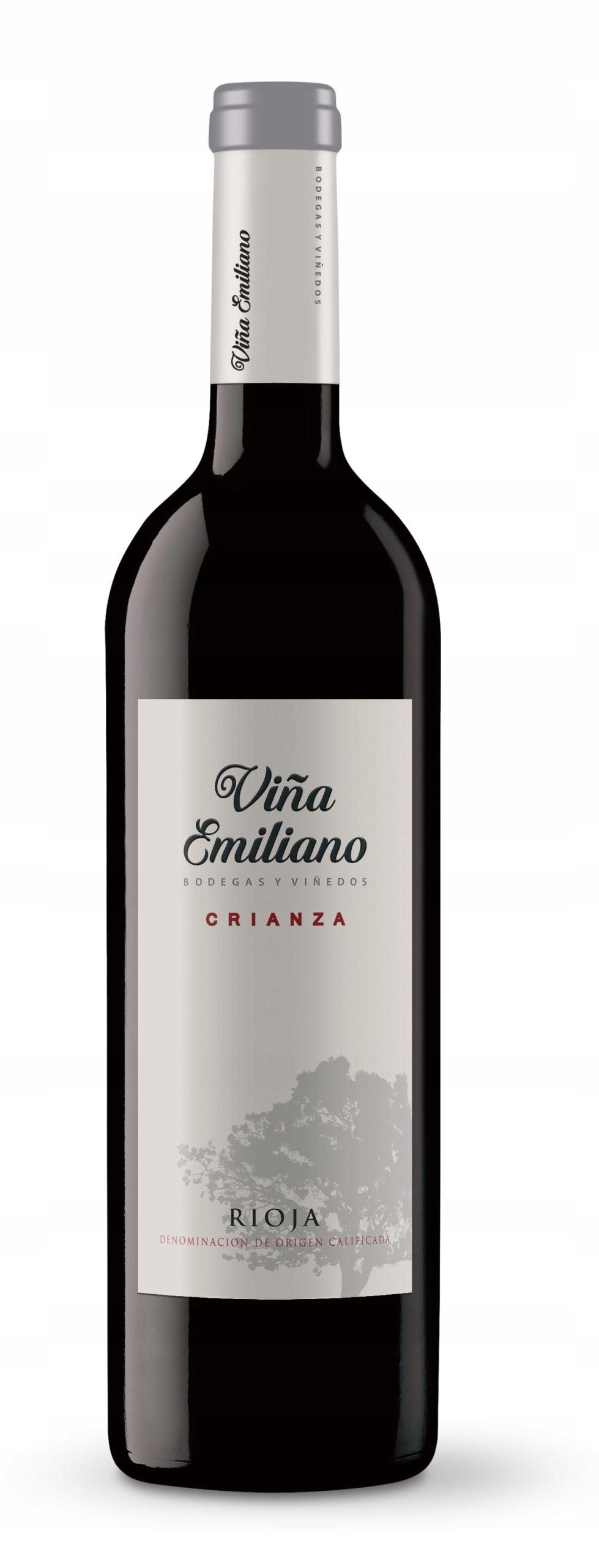 Rioja Tempranillo Crianza wytrawne 2014. 0,75 l