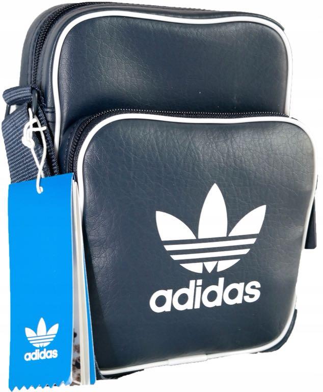 73b123b020725 Adidas torebka torba saszetka Nowa - 7557787688 - oficjalne archiwum ...