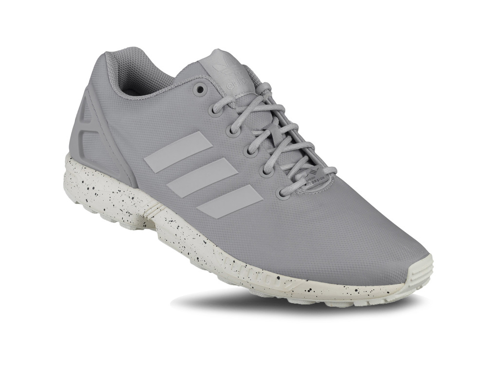 buty męskie Adidas ZX Flux szare r. 46 23 S31517