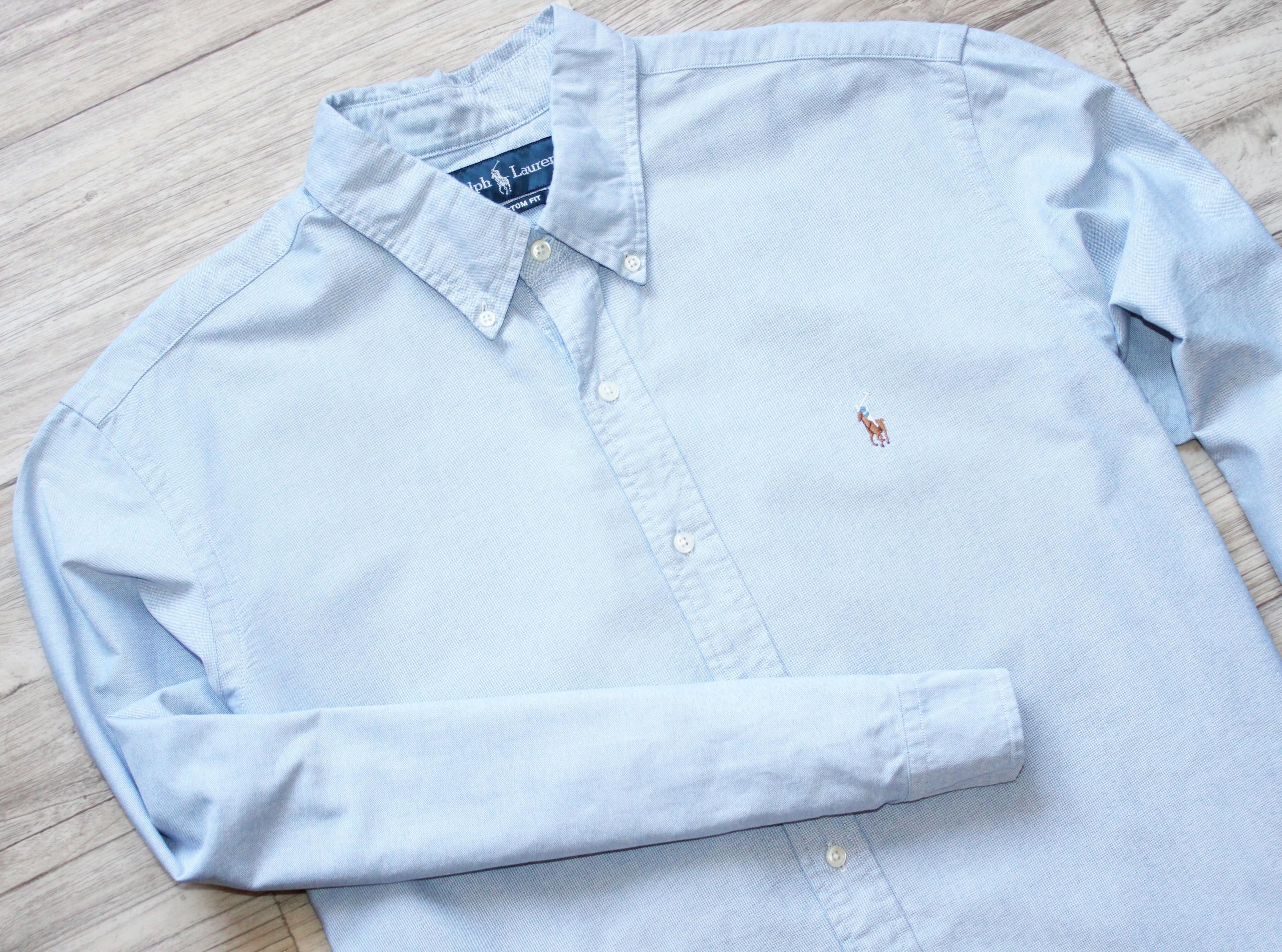 b5d7be467 Koszula Ralph Lauren XL XXL idealna logowana - 7713533358 ...