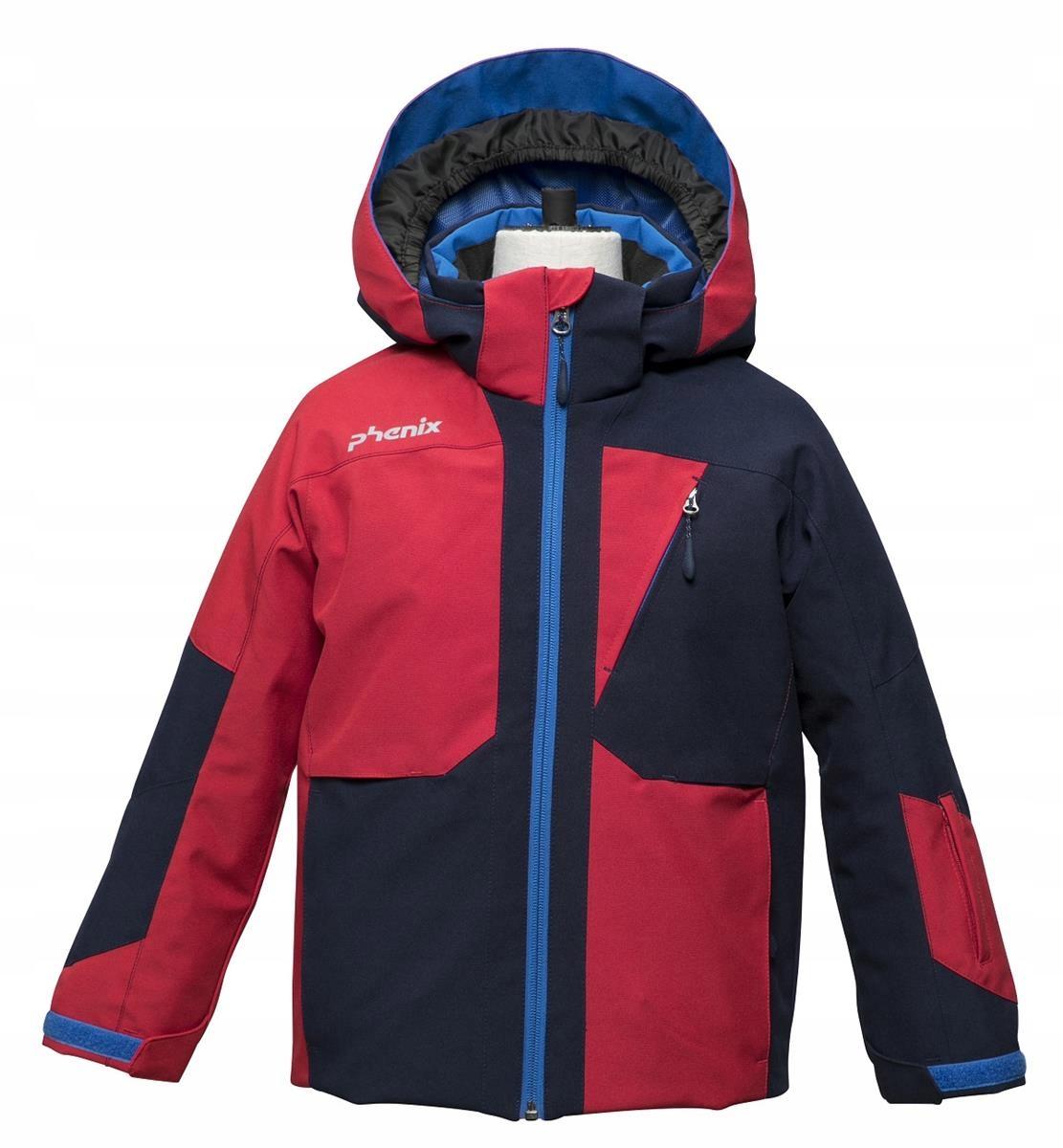 547e64fe5 Kurtki narciarskie Phenix Mash IV Kids Jacket Czer - 7689425324 ...