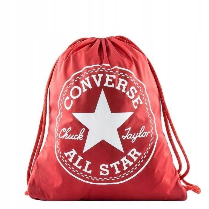 994dc823be8a7 Converse Plecak worek młodzieżowy SPORT czerwony - 7473491570 ...