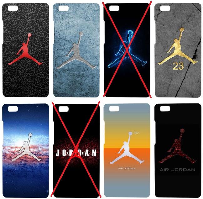price reduced innovative design shopping case etui Jordan Huawei P8 Lite - 6771202858 - oficjalne ...