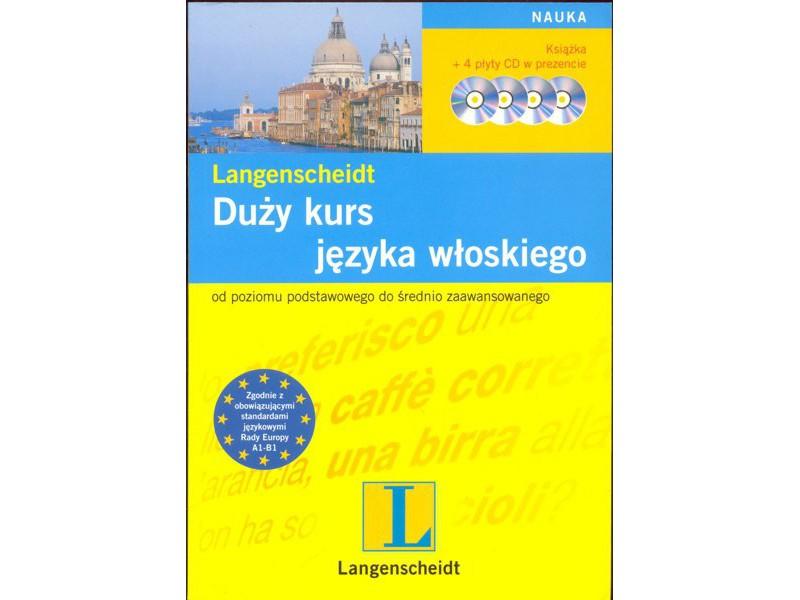 794ec04229d2ad Langenscheidt Duży kurs języka włoskiego - 7080909090 - oficjalne ...