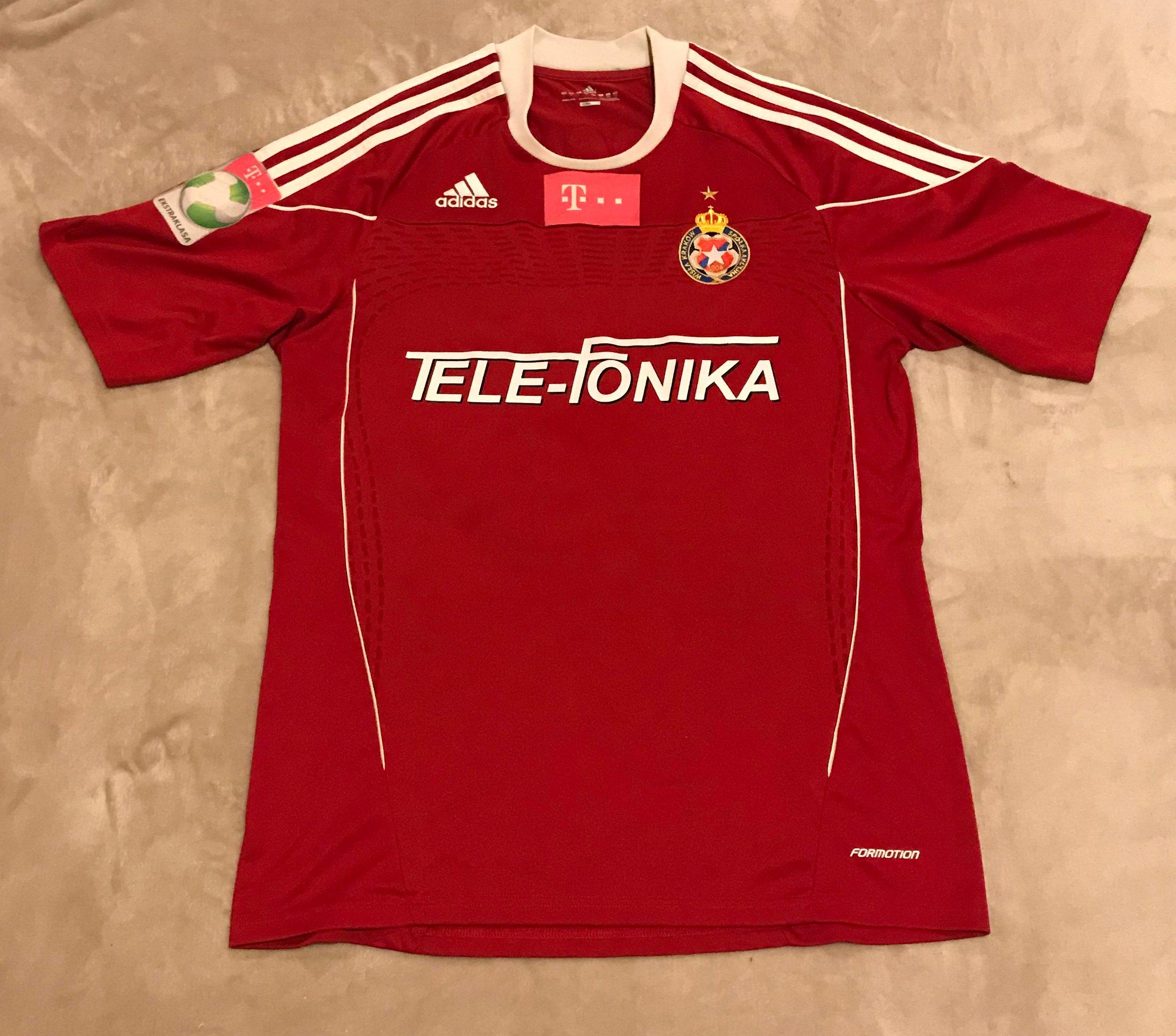 Wisła Kraków Oryginalna Koszulka Łukasz Garguła