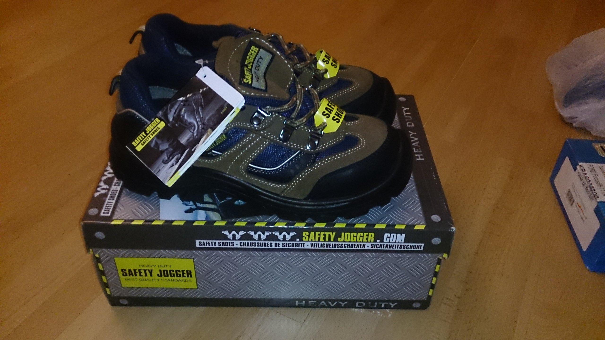 Buty robocze Haevy Dutty mod Safety Jogger r39