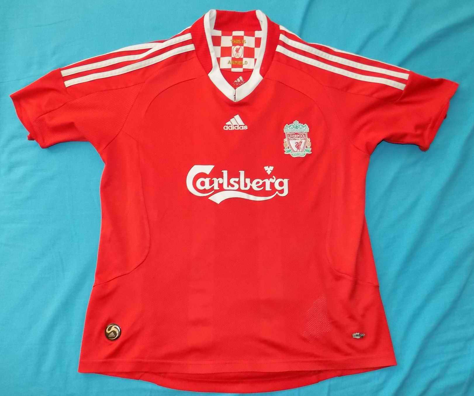 Liverpool Koszulka Adidas rozm.XSS