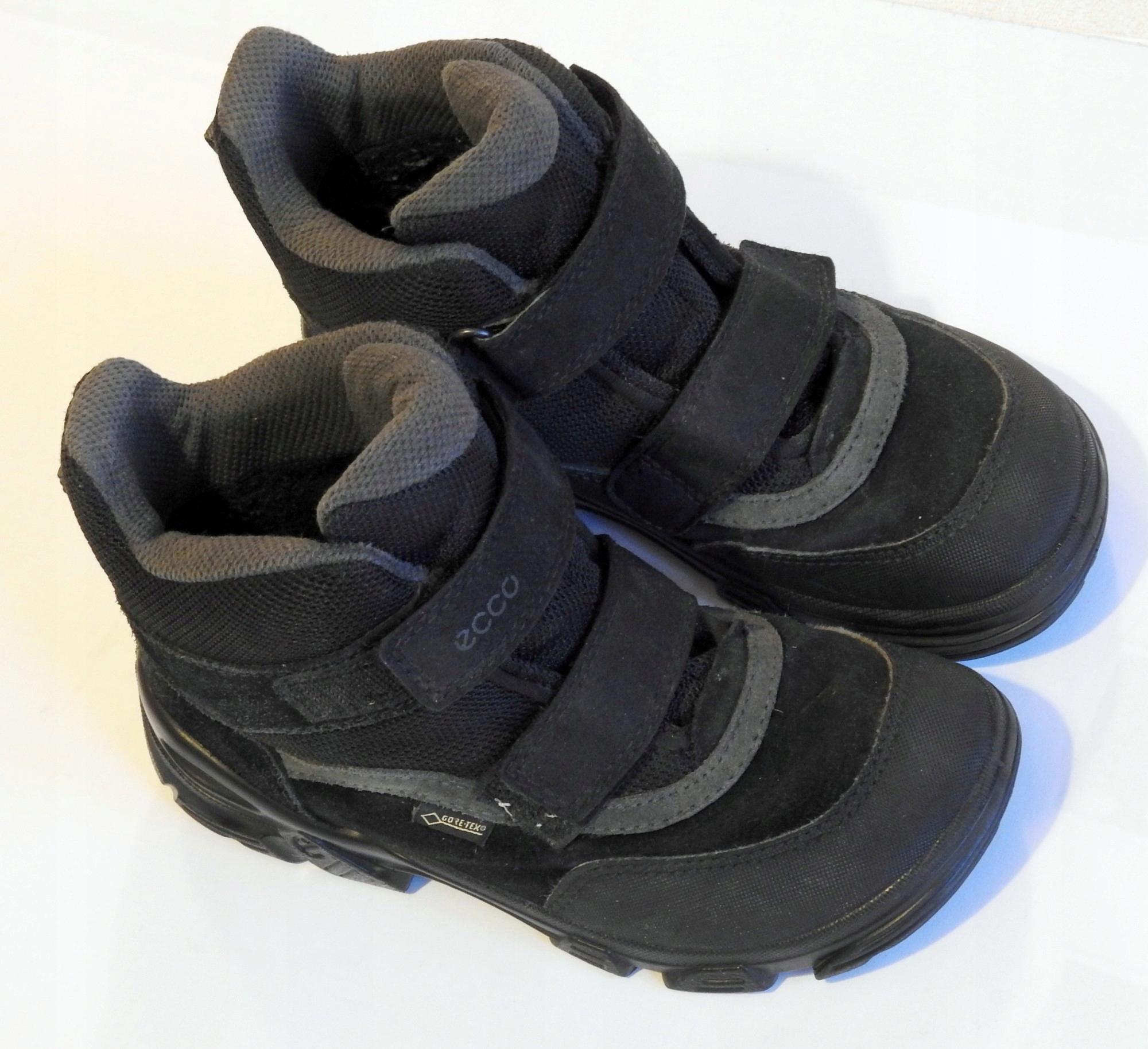 d99af4e2 ECCO buty zimowe/kozaki dla chłopca, rozmiar 30 - 7692476823 ...