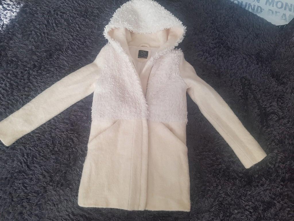 zimowy płaszczyk/kożuszek