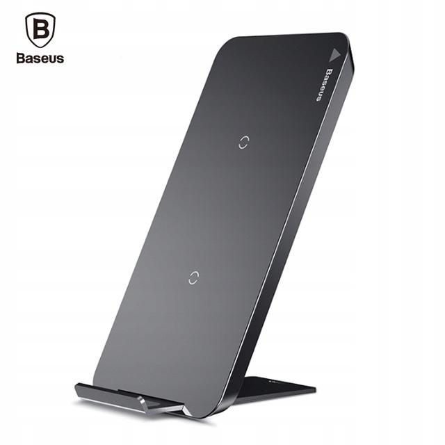 BASEUS| ŁADOWARKA BEZPRZEWODOWA IPHONE 8 8+ X ORYG