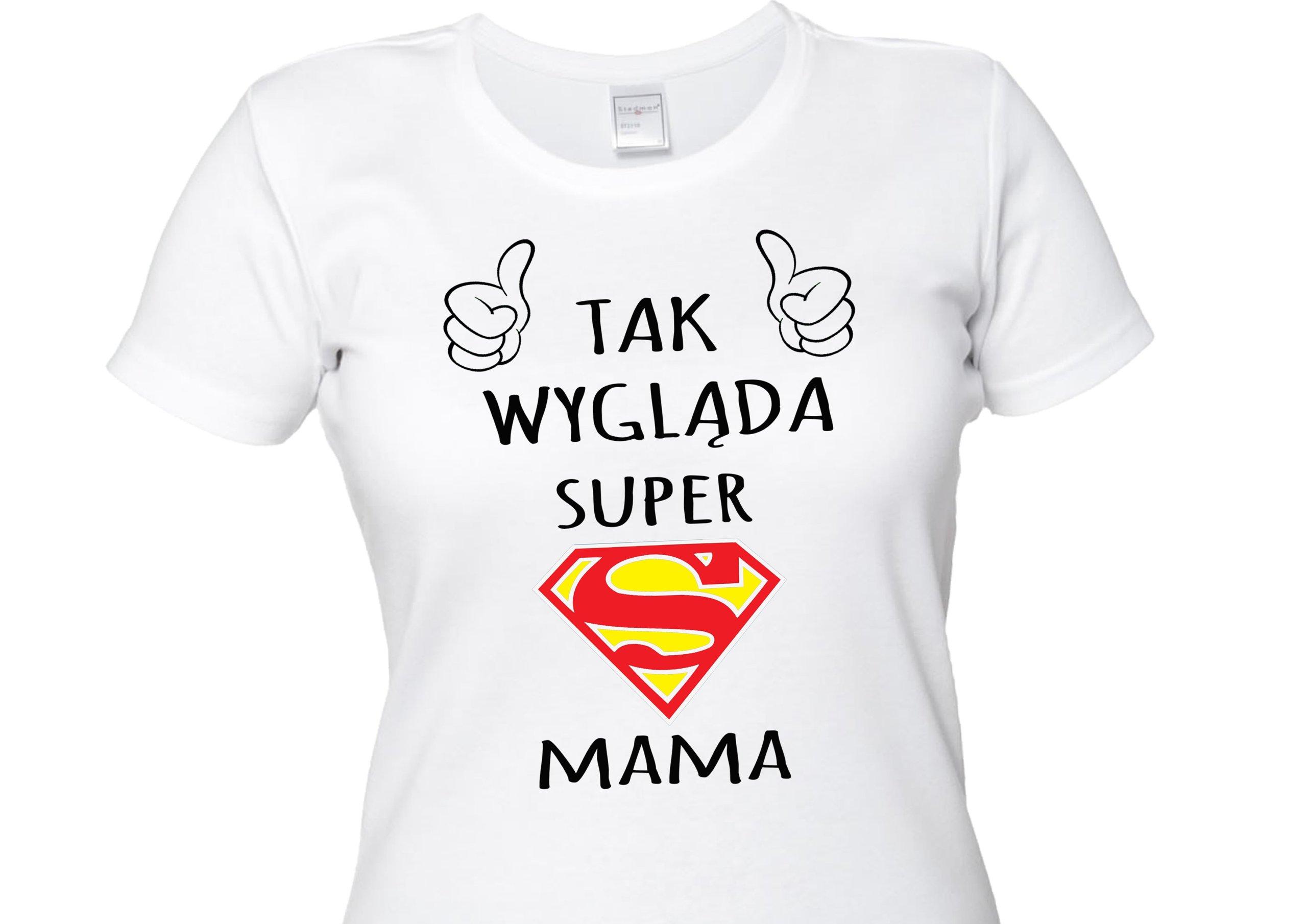 09ef4bc2d610d1 Koszulka na DZIEŃ MATKI mamy t-shirt dużo wzorów - 7326743778 ...
