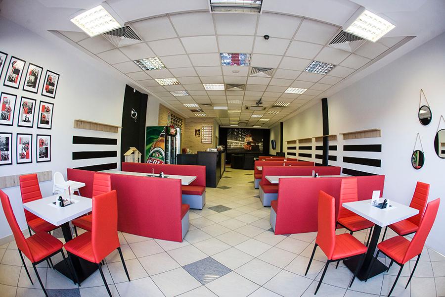 Restauracja w Garwolinie.