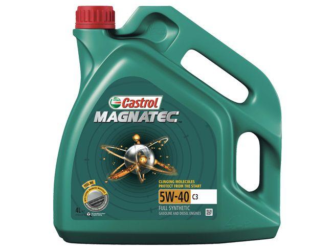 CASTROL MAGNATEC 5W40 C3 4L KATOWICE