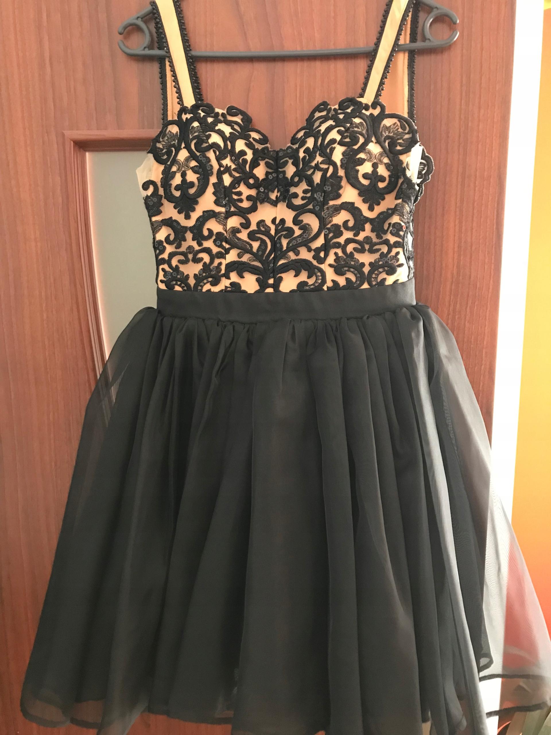 372ce954f4 Sukienka Lou Karen rozmiar S - 7489539433 - oficjalne archiwum allegro