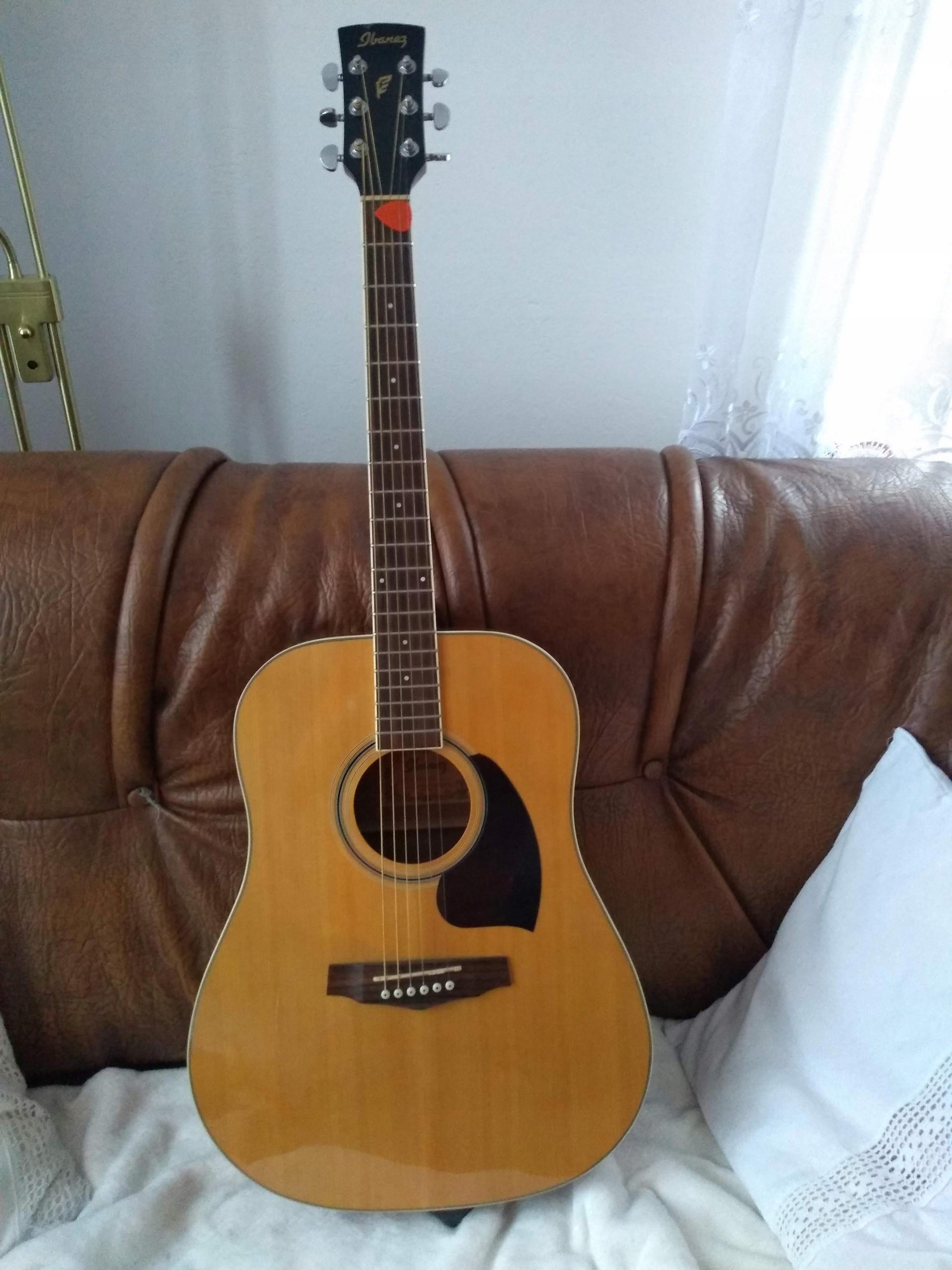 Gitara akustyczna Ibanez PF 15NT + futerał twardy