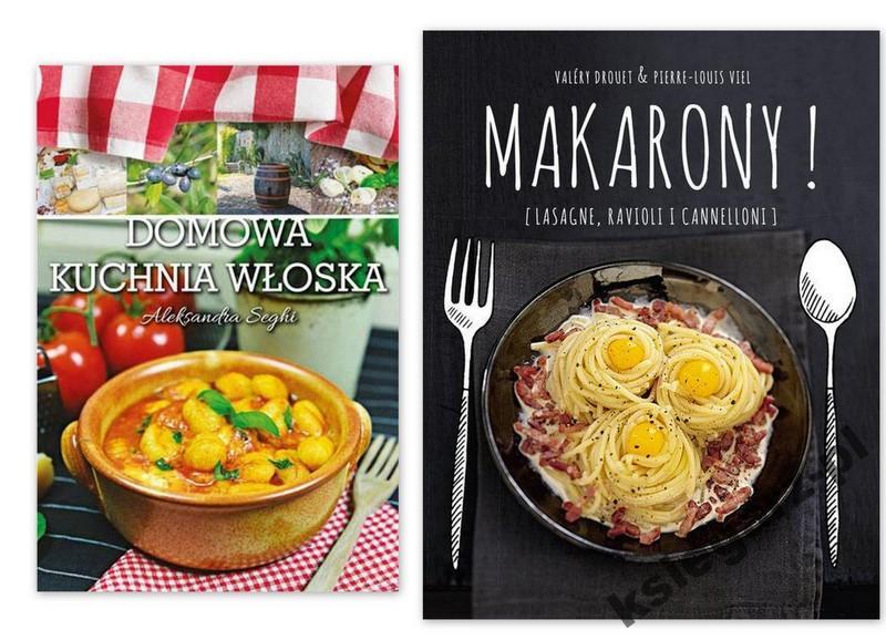 Kuchnia Wloska Domowa Przepisy Makaron Pasta Pizza 6596571929