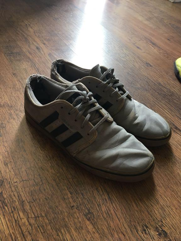 0fa95ced5c16f Buty na deskorolkę Adidas r.42 na deske skate - 7386424983 ...